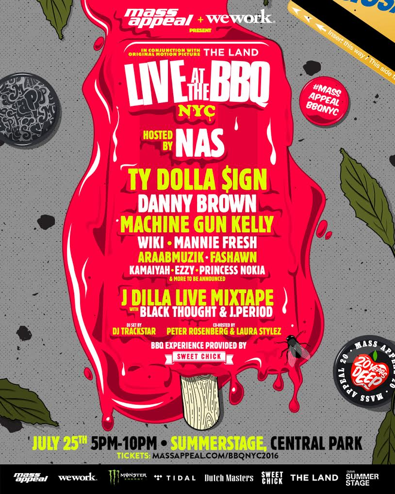 Live At the BBQ