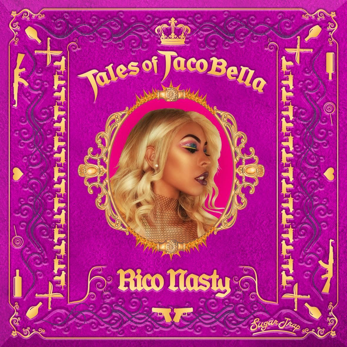 Rico Nasty Drops 'Tales of Tacobella'