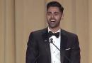Hasan Minhaj Was 🎯 At The White House Correspondents' Dinner