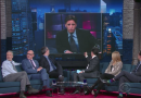 Colbert Hosts Daily Show Reunion With Jon Stewart, John Oliver And More