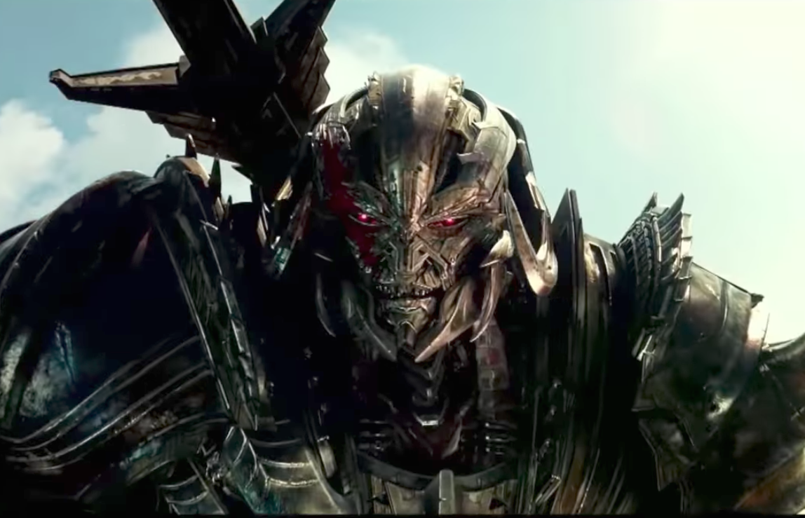 Megatron Is A Beast In The New Transformers Movie