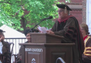 Robert De Niro's Brown Univ. Commencement Speech Was EPIC!