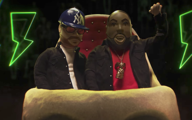 Run The Jewels Go Claymation For New RTJ3 Visual