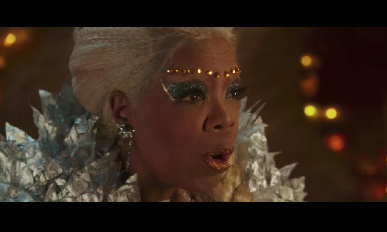 Oprah Thrills In Trailer For Disney's 'A Wrinkle In Time'