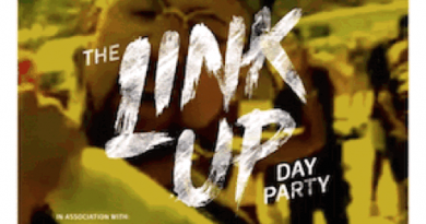 THE LINK UP DAY PARTY via  Electric Circus