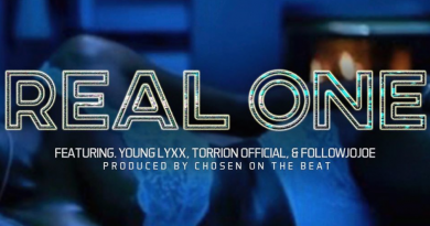 """Chosen On The Beat -""""Real One"""" Ft Yung LYXX"""