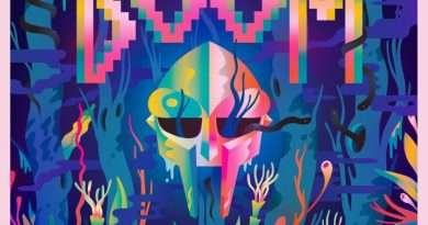 """MF Doom Shreds His New Joint """"Notebook 05"""""""
