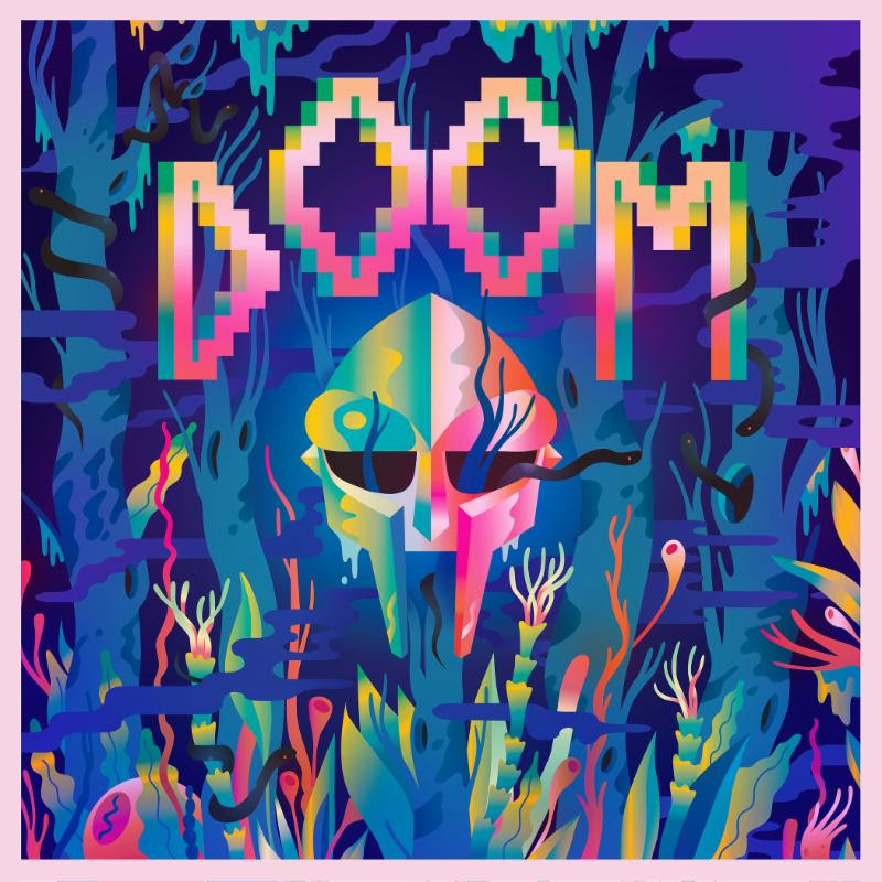 "MF Doom Shreds His New Joint ""Notebook 05"""