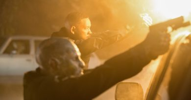 Will Smith's Netflix Movie Looks F'in LIT; 'Bright' Coming Dec. 22, 2017