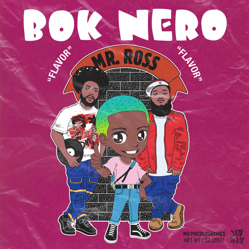 "Philly's Bok Nero Pay Homage To Rick Ross With ""Mr. Ross"" Ft. Jahlil Beats"
