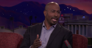 Van Jones Offers Advice On How To Live During Trump Presidency