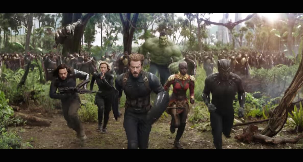 Marvel Studios' Avengers: Infinity War Looks 🔥