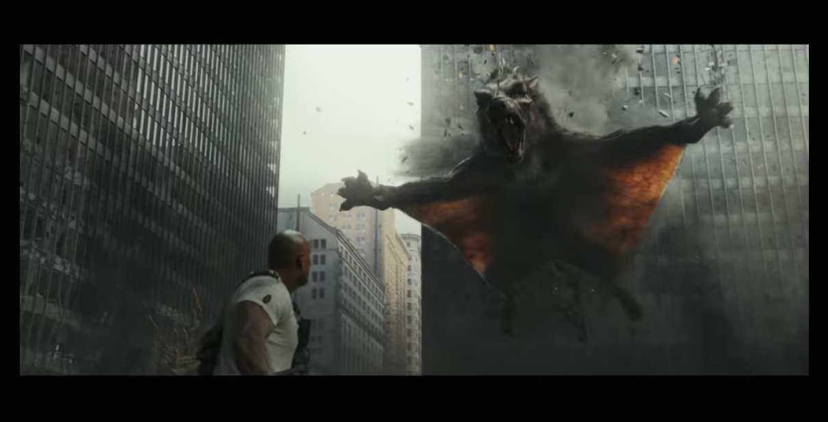 The Rock Set To Star in 'Rampage' on 4/20