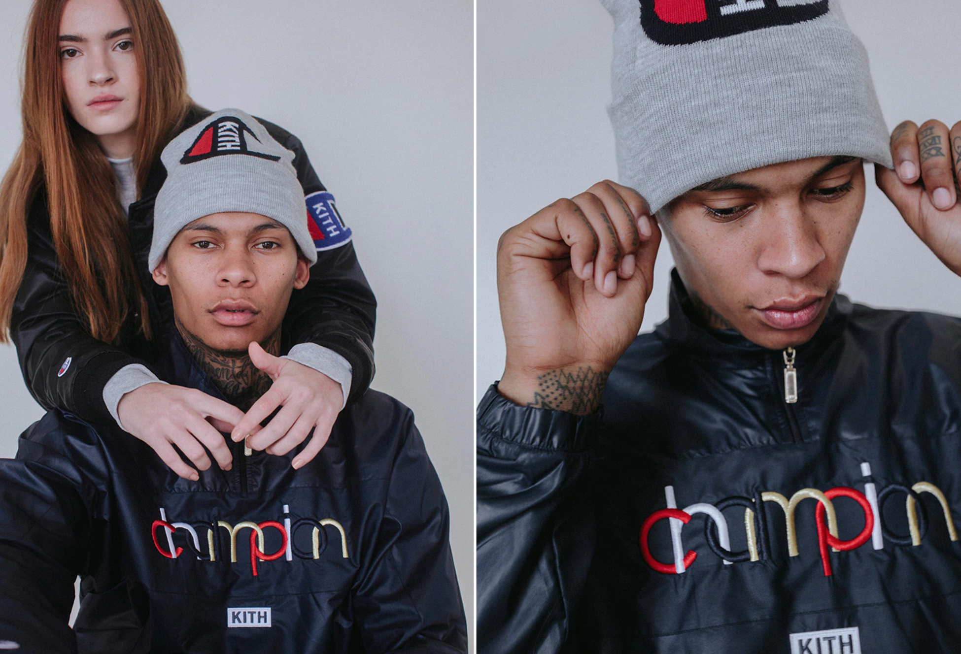 Kith x Champion Collab For New Collection