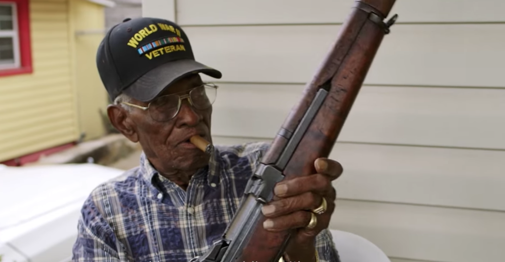 109-Year-Old Veteran Gives His Secrets to Life