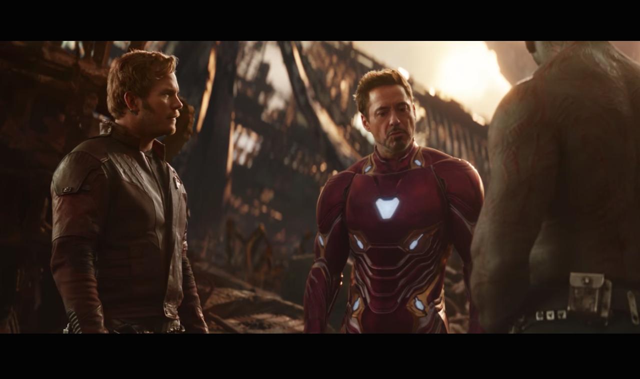 Marvel Studio's Avengers: Infinity War