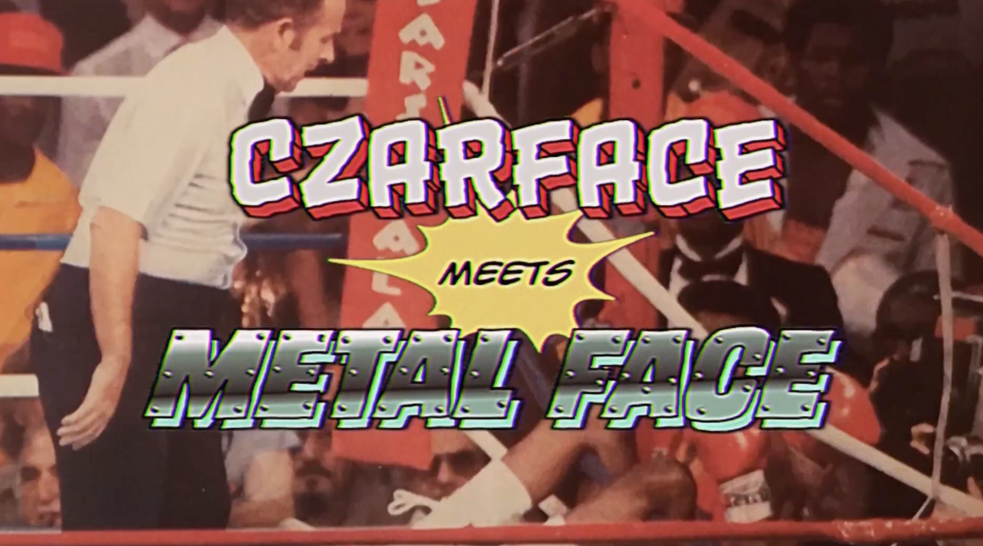 Czarface & MF DOOM Return With New Video From 'Czarface Meets Metal Face'!
